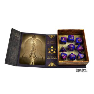Infinite Black Elder Dice: RPG Set: Sigil of Dreamlands (9)