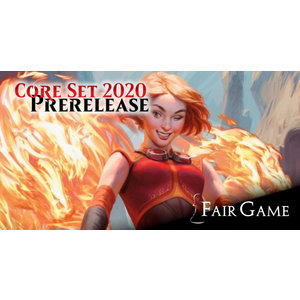 Wizards of the Coast Admission: Core 2020 Prerelease (Friday Evening)
