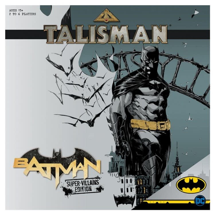 USAoploy Talisman: Batman