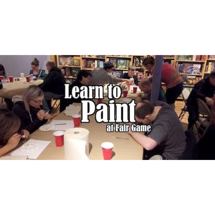 Admission - Learn to Paint (July 13)