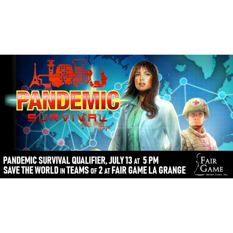 Admission Pandemic Survival 2019 (July 13)