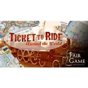 Admission - Ticket to Ride Around the World (July 20)