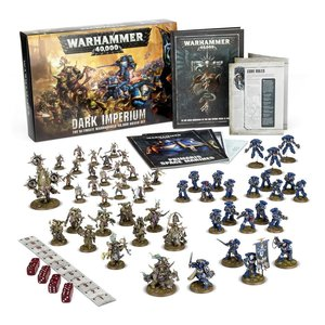 Games Workshop Warhammer 40k: Dark Imperium Boxed Set