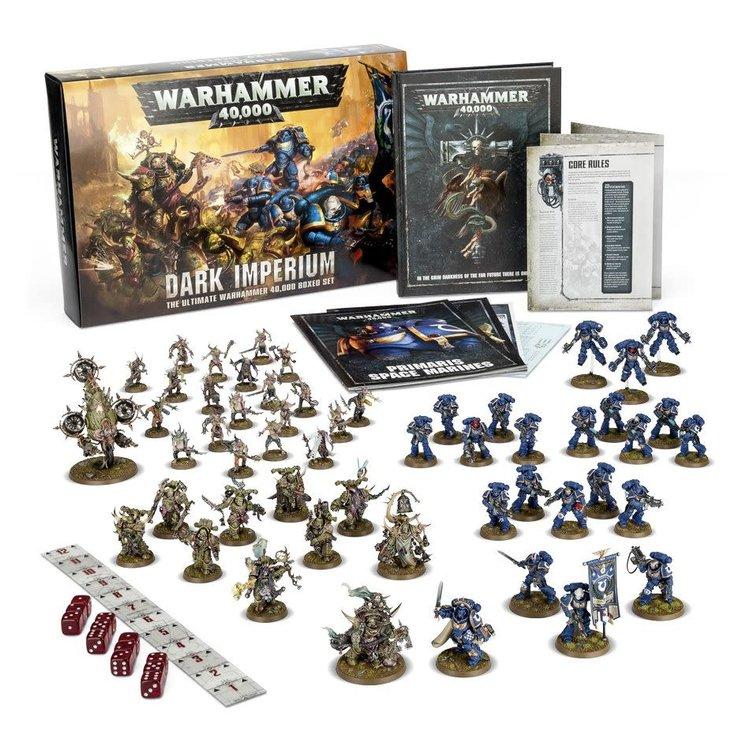 Games Workshop Warhammer 40,000: Dark Imperium