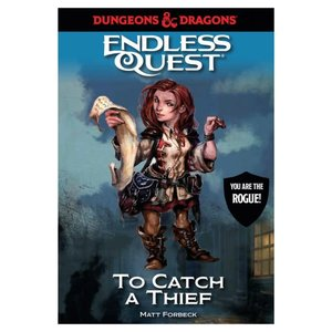 Random House Dungeons & Dragons: Endless Quest - To Catch a Thief