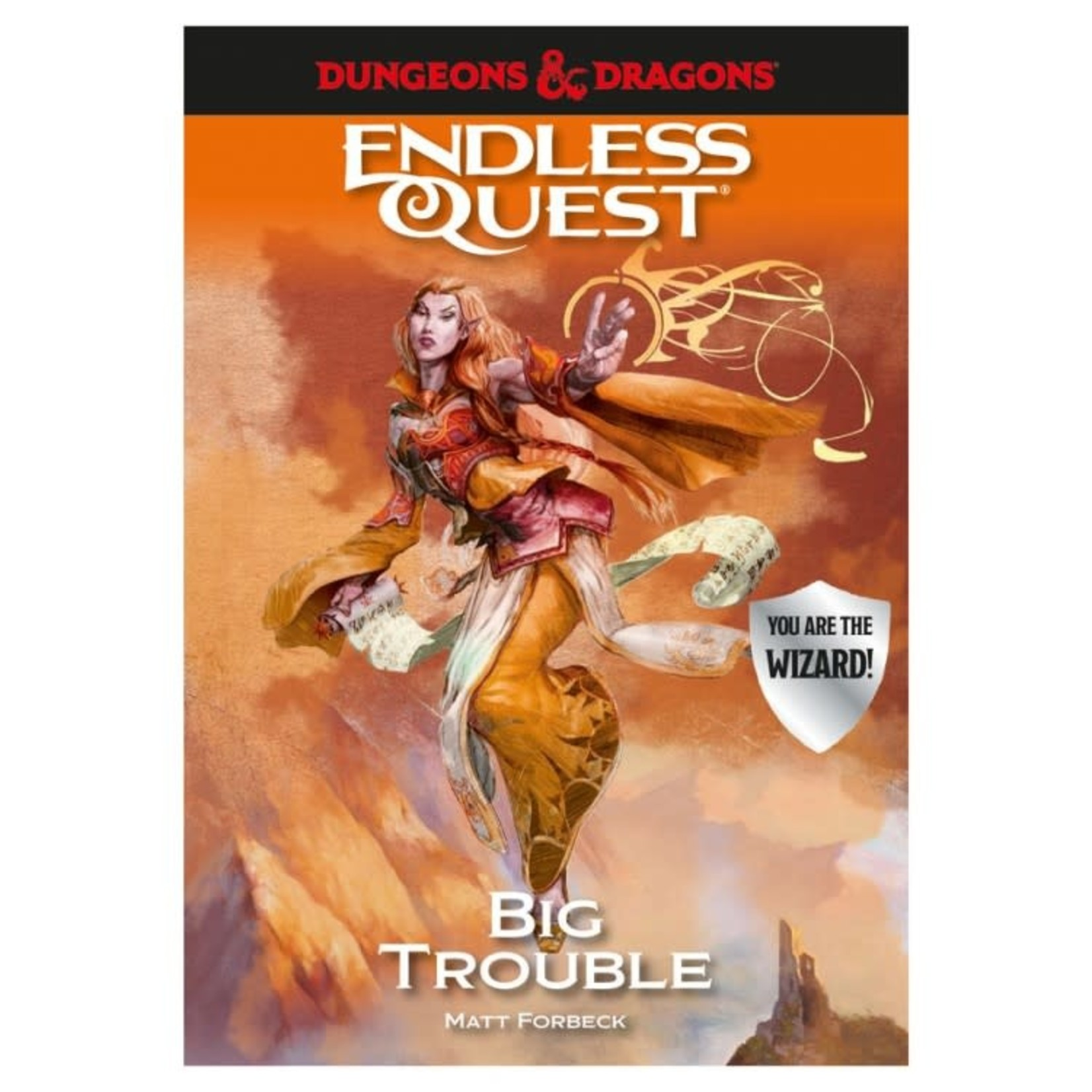 Random House Dungeons & Dragons: Endless Quest - Big Trouble