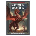 Random House Dungeons and Dragons: Young Adventurer's Guide: Monsters & Creatures