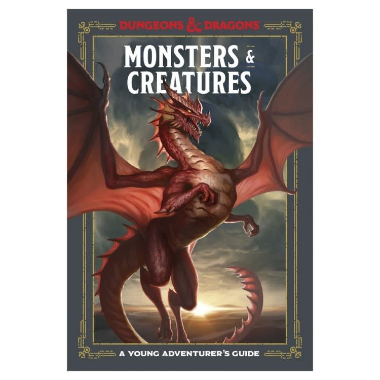 Dungeons and Dragons: Young Adventurer's Guide: Monsters & Creatures