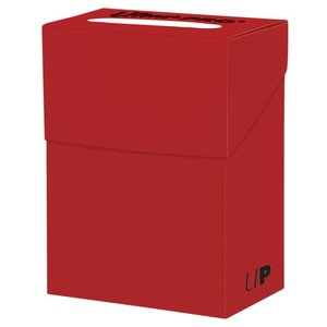 Ultra Pro Ultra-Pro Deck Box Red