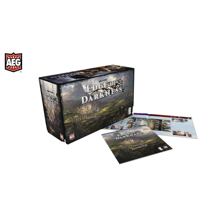 AEG Edge of Darkness: Guildmaster Edition + Dunestar Bundle w/ Coins(Kickstarter)