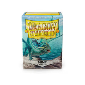 Arcane Tinman Dragon Shield: Card Sleeves - Mint Matte (100)