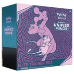 Pokemon International Pokemon Unified Minds Elite trainer box