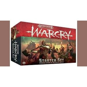 Games Workshop Warhammer Age of Sigmar: Warcry Starter Set