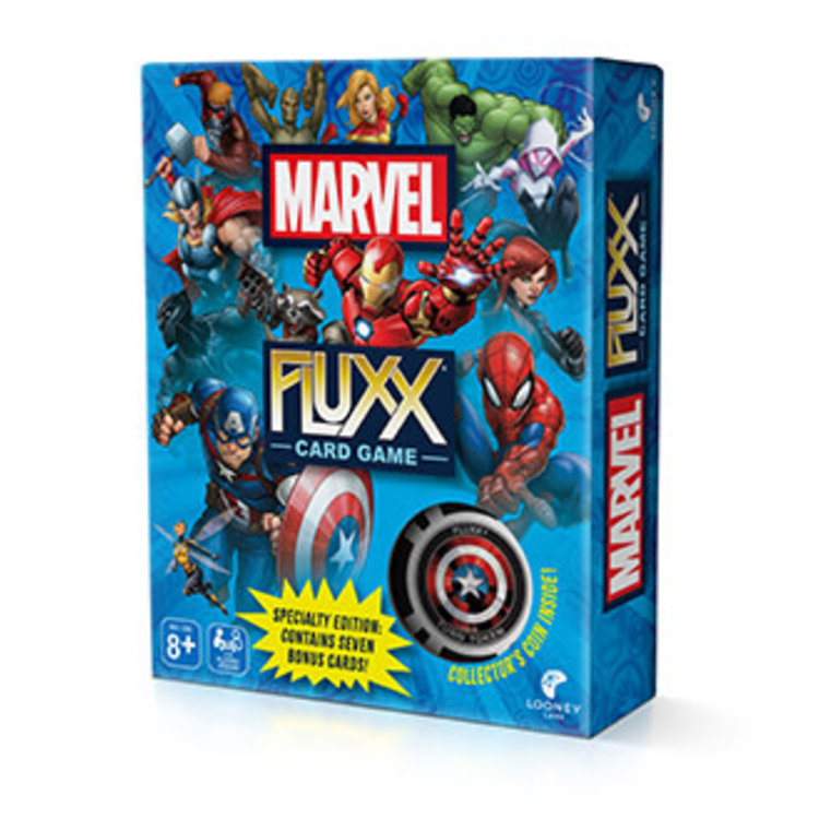 Looney Labs Marvel Fluxx : Special Ed