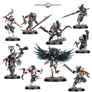 Games Workshop Warhammer Age of Sigmar: Warcry - Corvus Cabal