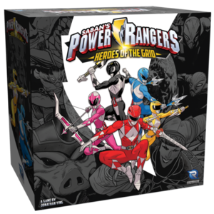 Renegade Power Rangers: Heroes of the Grid