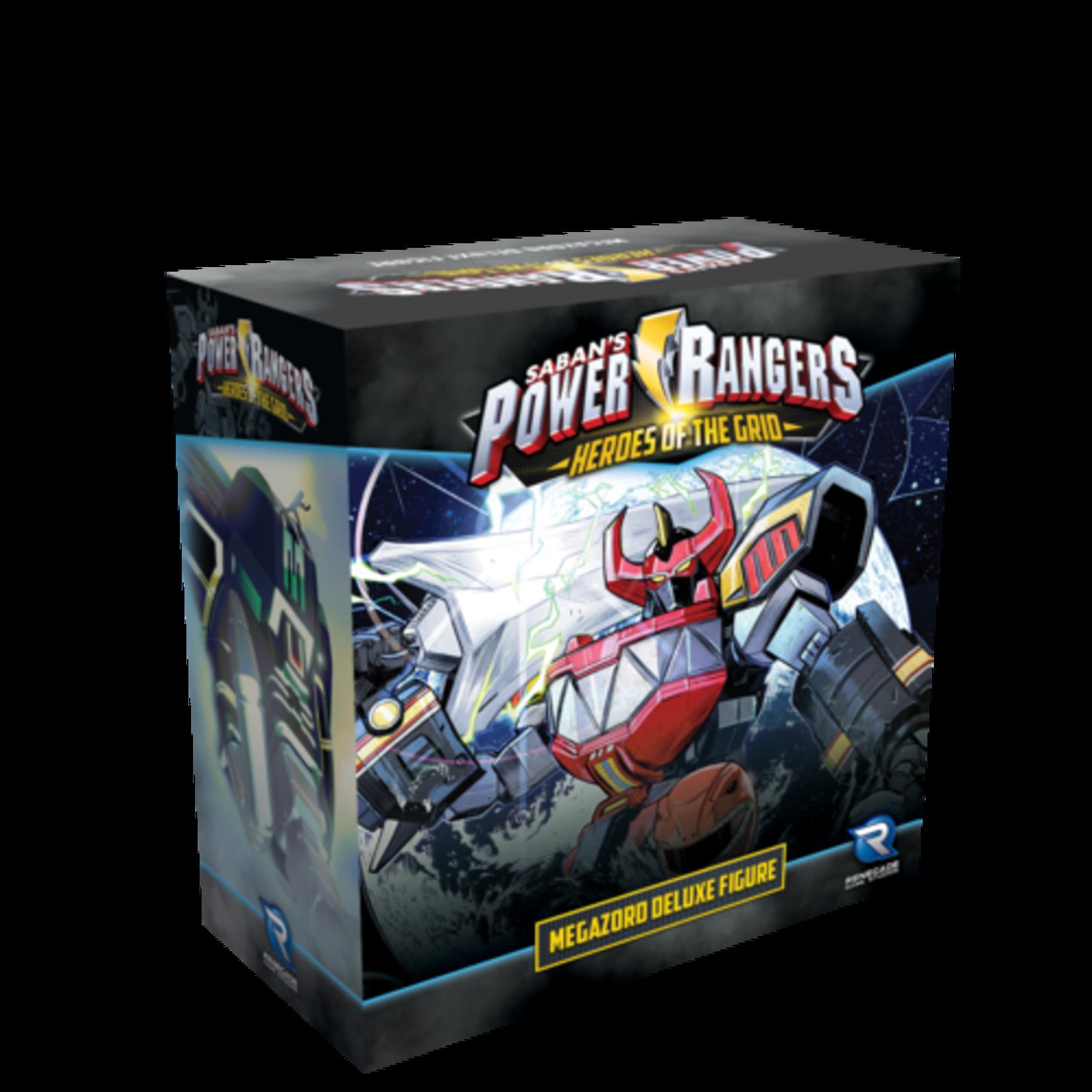 Renegade Power Rangers: Heroes of the Grid - Megazord Figure