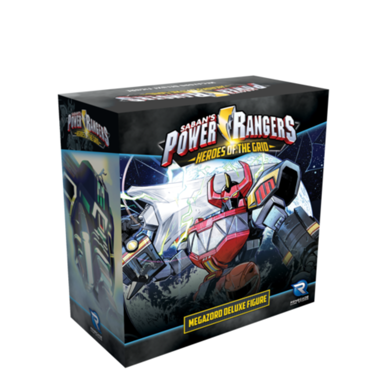 Renegade Power Rangers: Heroes of the Grid - Megazord Figure