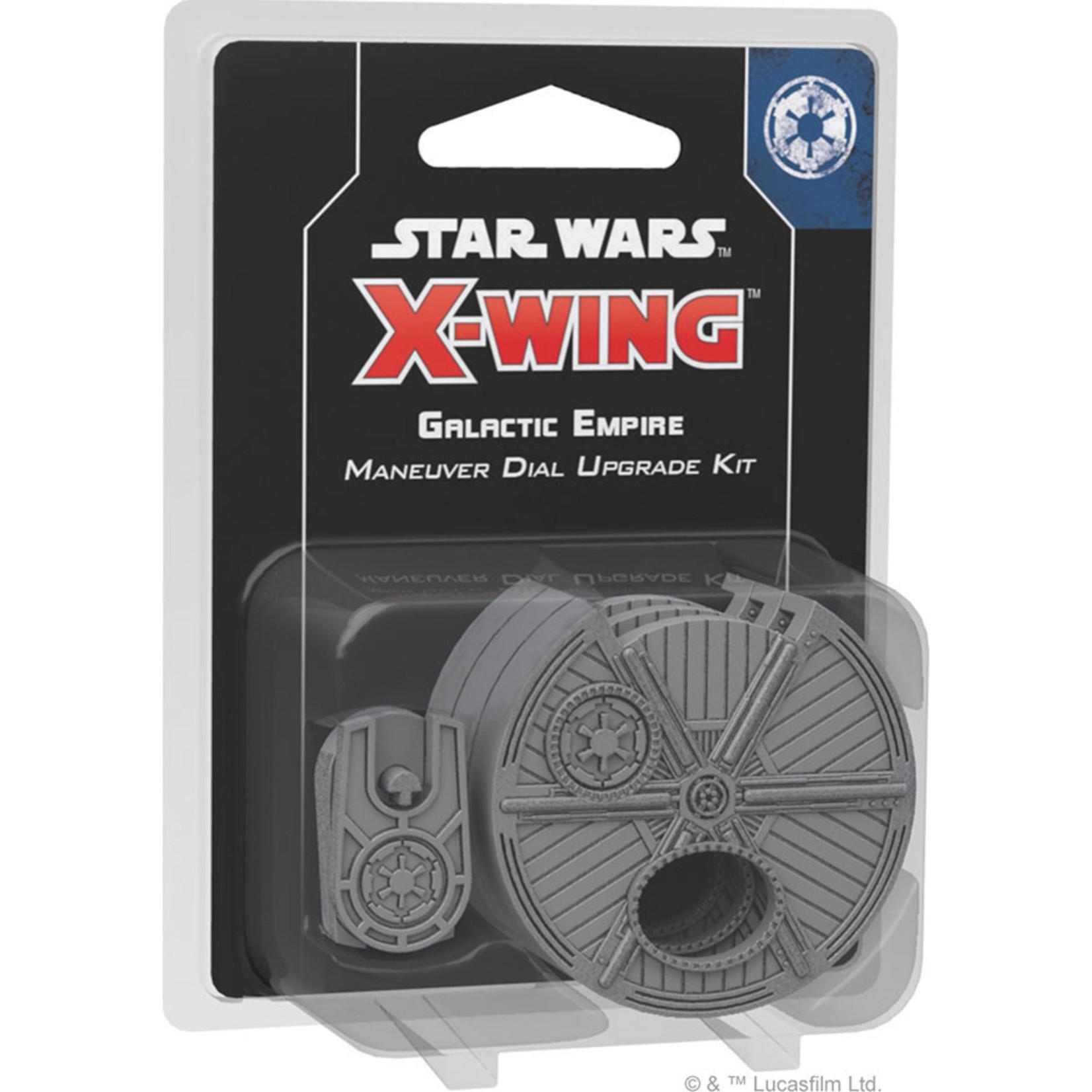 Fantasy Flight Games Star Wars X-Wing 2nd Edition: Galactic Empire Maneuver Dial Upgrade Kit
