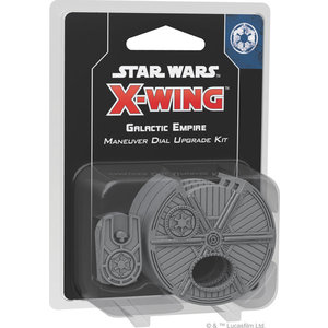 Fantasy Flight Games Star Wars X-Wing 2nd Edition: Galactic Empire Maneuver Dial Upgrade Kit