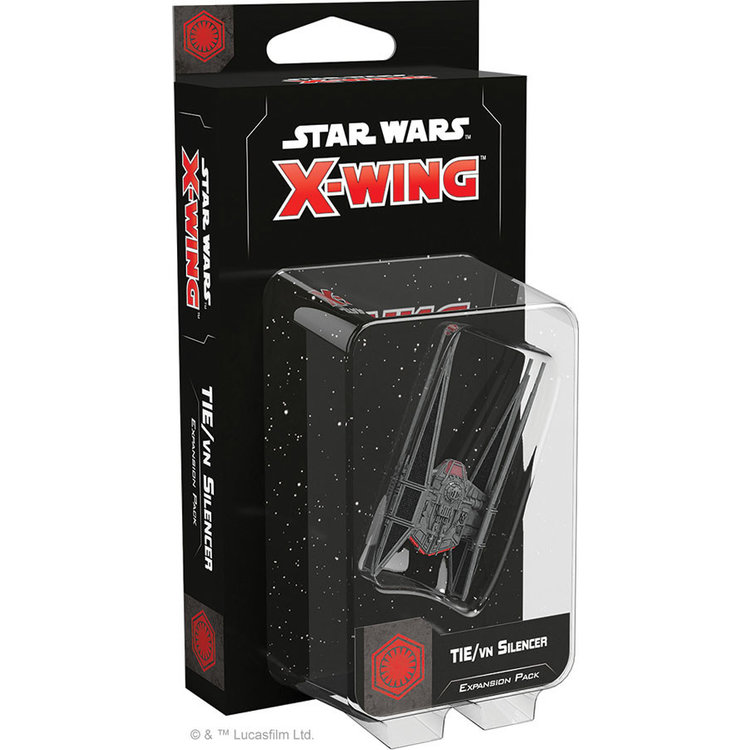 Star Wars X-Wing: 2nd Edition TIE/vn Silencer Expansion Pack