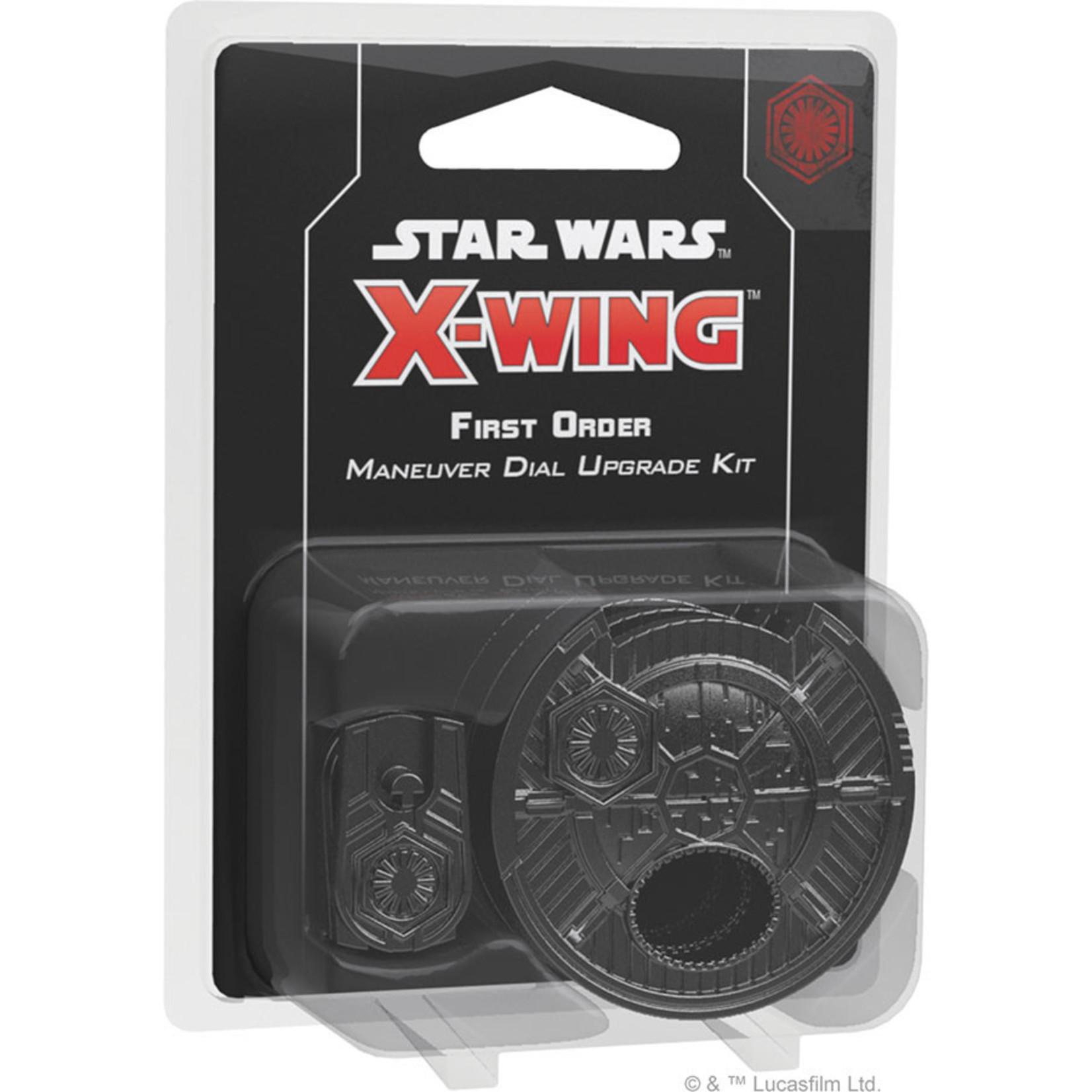 Fantasy Flight Games Star Wars X-Wing 2nd Edition: First Order Maneuver Dial Upgrade Kit