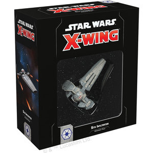 Fantasy Flight Games Star Wars X-Wing: 2nd Edition - Sith Infiltrator Expansion Pack