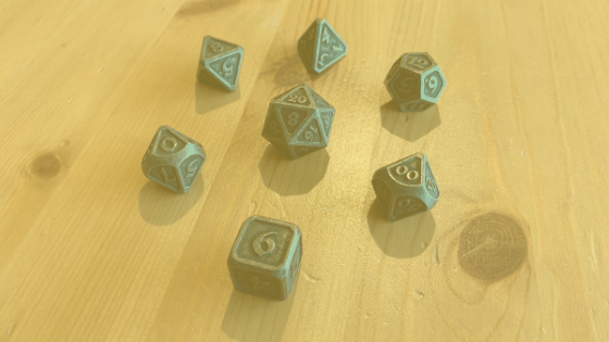 This is How We Roll! (7 Dice Games We Love!)