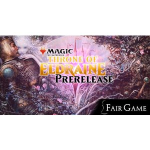 Wizards of the Coast Throne of Eldraine Prerelease - Saturday Evening Two-Headed Giant  (La Grange)