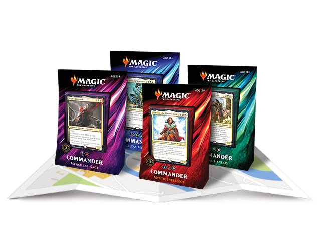 Magic: The Gathering - Commander 2019