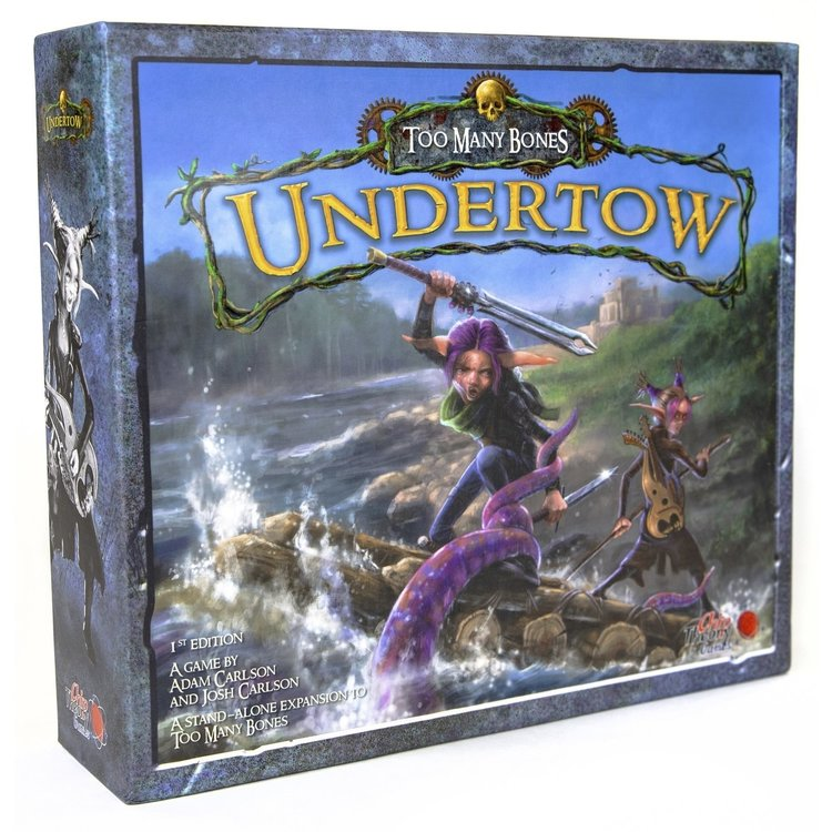 Chip Theory Games Too Many Bones: Undertow