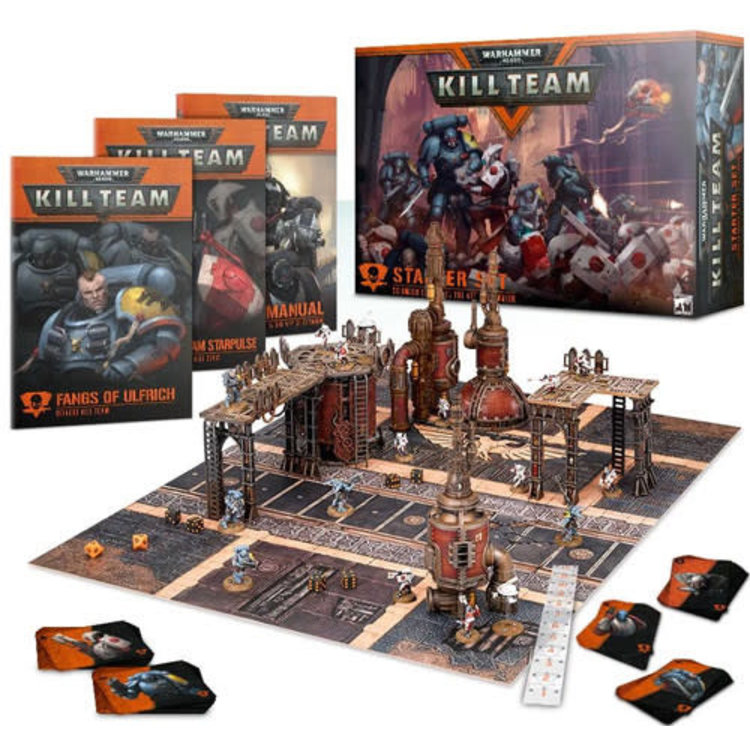 Games Workshop Warhammer 40k: Kill Team Starter Set