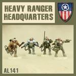 Dust DUST 1947: Heavy Ranger HQ