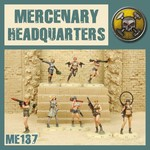 Dust DUST 1947: Mercenary HQ