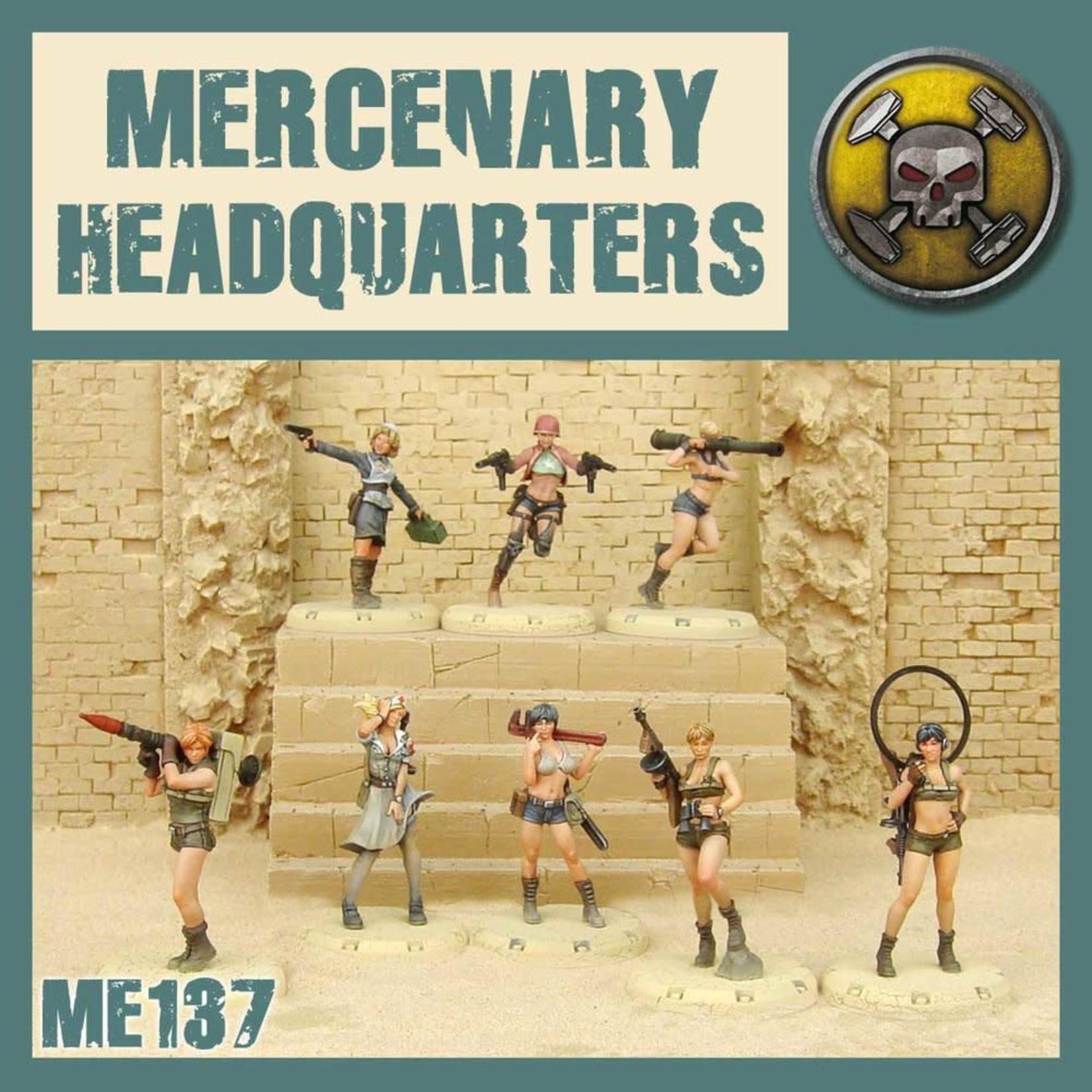 Dust DUST 1947: Mercenary HQ
