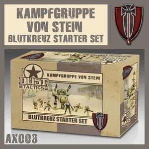 Dust Dust 1947: Blutkreuz - Kampfgruppe Von Stein