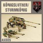 Dust DUST 1947: Konigsluther Sturmkonig