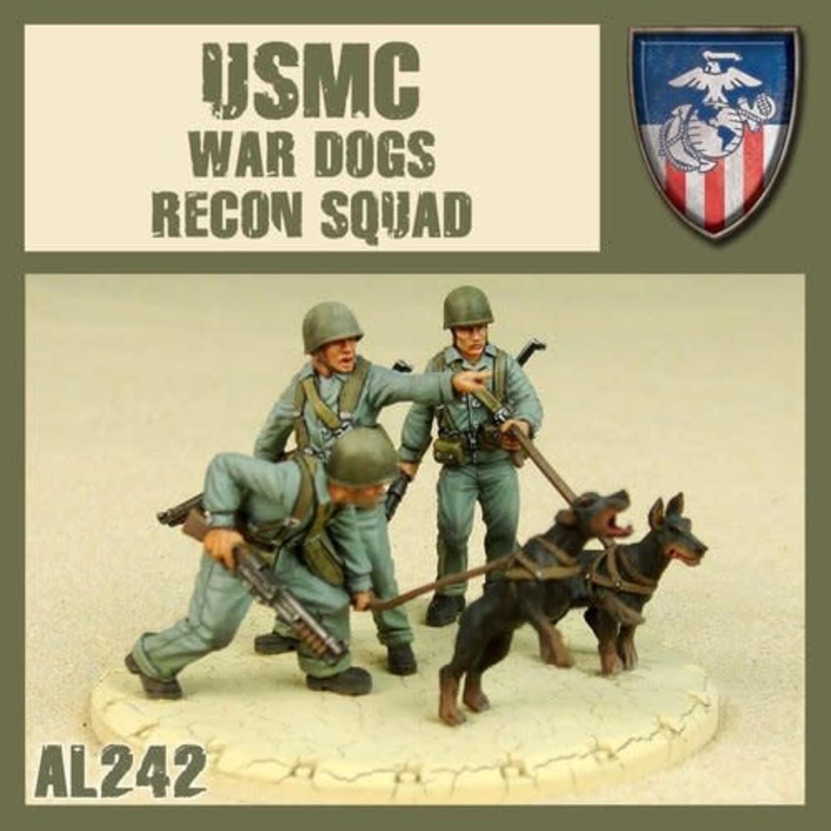 Dust DUST 1947: USMC War Dogs Recon Squad