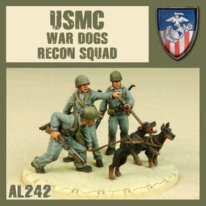 Dust DUST 1947: USMC War Dogs Recon Squad