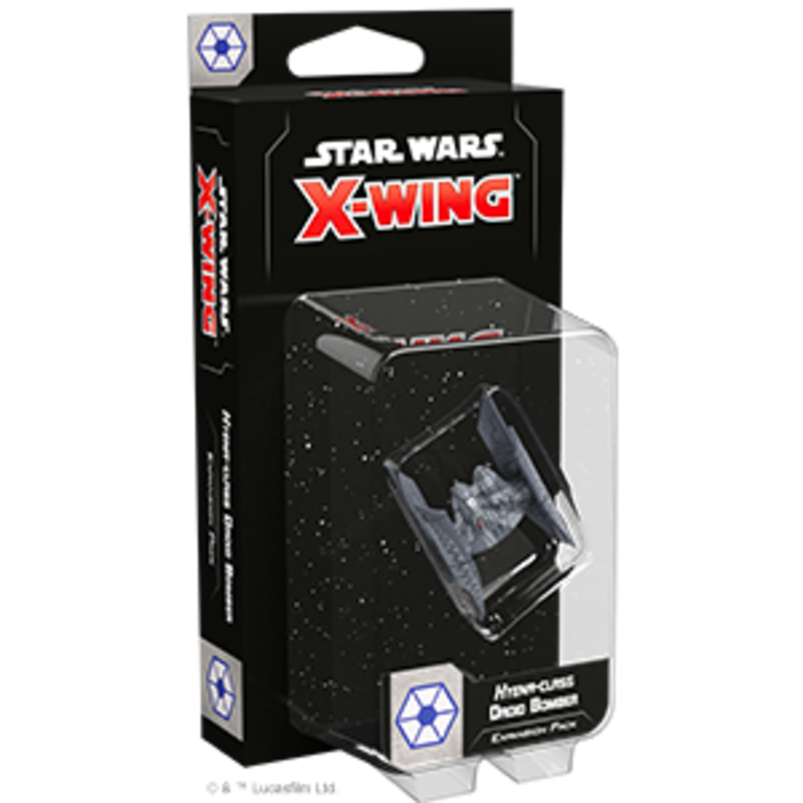 Fantasy Flight Games Star Wars X-Wing: 2nd Edition - Hyena-Class Droid Bomber Expansion Pack