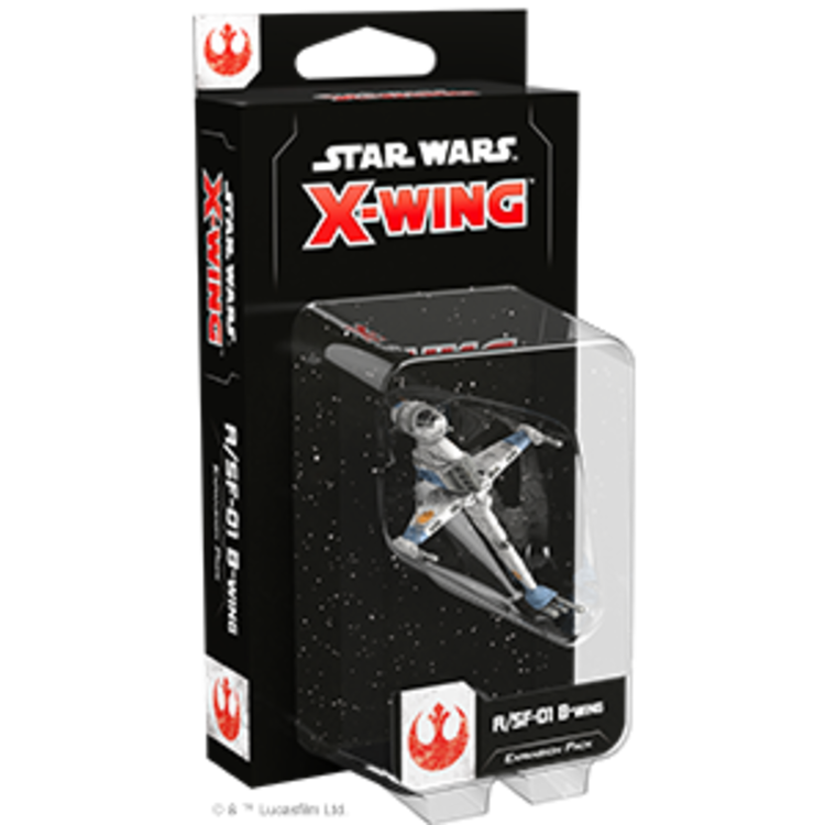 Fantasy Flight Games Star Wars X-Wing 2nd Edition: B-Wing Expansion Pack