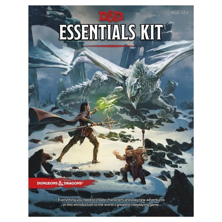 Wizards of the Coast Dungeons and Dragons Fifth Edition: Essentials Kit