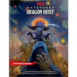 Wizards of the Coast Dungeons and Dragons 5th Edition: Waterdeep Dragon Heist
