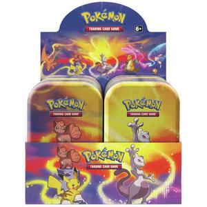 Pokemon International Pokemon Kanto Power Mini Tin