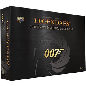 Legendary Games Legendary 007: Deckbuilding Game