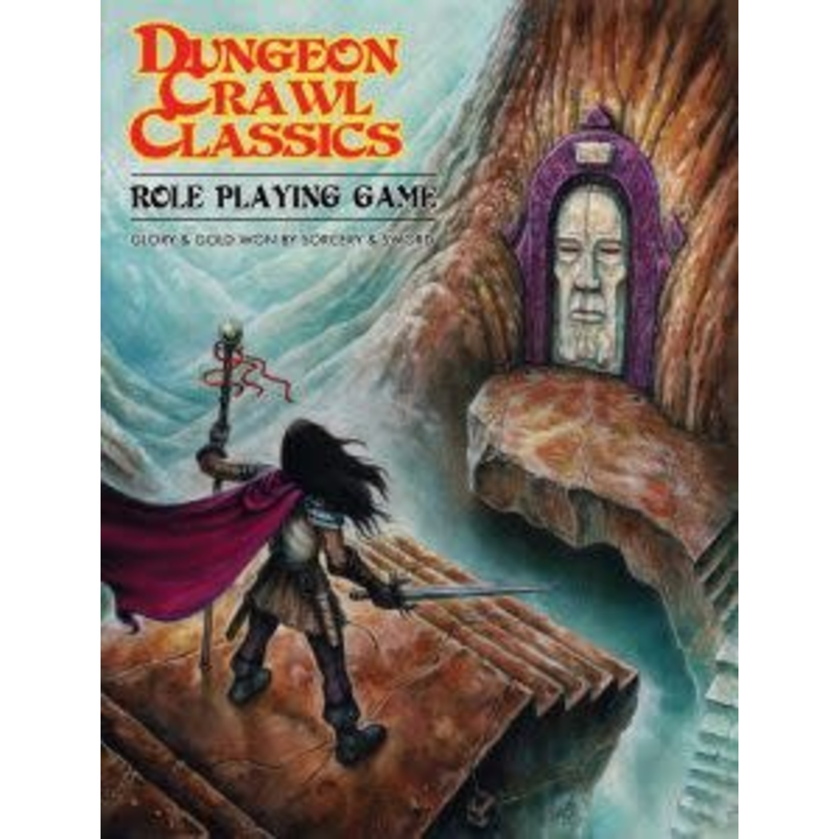 Goodman Games Dungeon Crawl Classics Roleplaying Game (Hardcover)