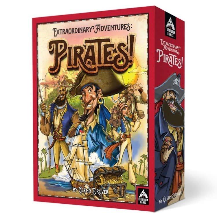 Forbidden Games Extraordinary Adventures: Pirates