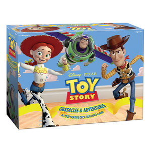 USAoploy Toy Story Obstacles and Adventures Deckbuilding Game