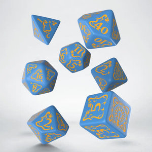 Q Workshop Q Workshop Pathfinder: Ruins of Azlant dice set