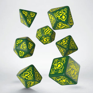 Q Workshop Q Workshop Pathfinder: Strange Aeons dice set